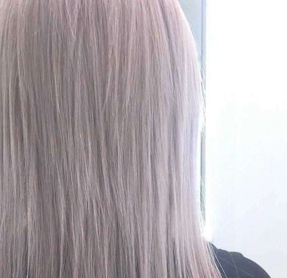 Los ice blonde siguen de moda